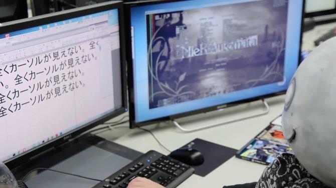 ニーア オートマタ』ヨコオタロウ氏の素顔に迫るドキュメンタリー映像 ...