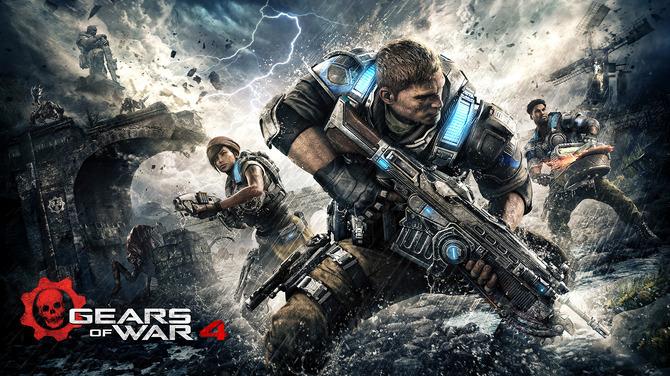 国内版 gears of war 4 5月25日に発売決定 表現規制一切なし game
