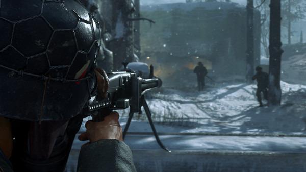 Steam版『CoD: WWII』マルチプレ...