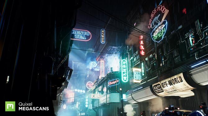 映画 ブレードランナー 49 Cryengine使用シーンをue4で再現したクリエイター現る Game Spark 国内 海外ゲーム情報サイト
