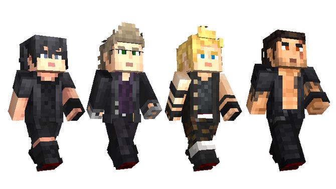スキン マイクラ 【NOVASKIN解説完全版】簡単!マインクラフトのスキンを作ろう!【Minecraft】