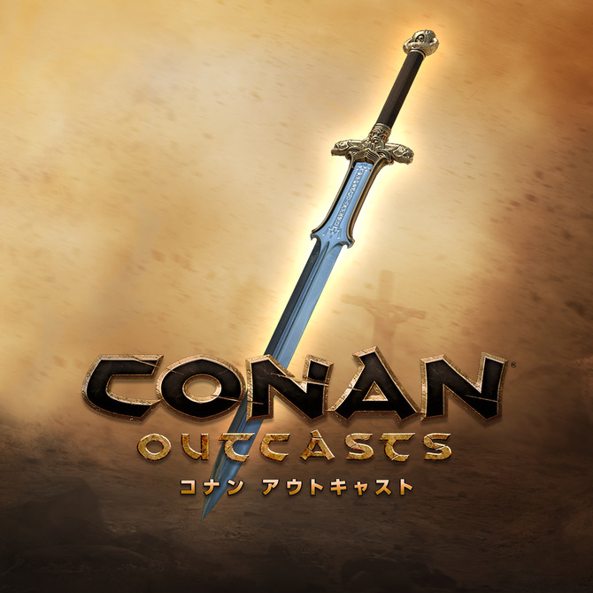 『Conan Exiles』改めPS4『Conan Outcasts』、国内発売日が8月23日に決定!海外版との違いも公開