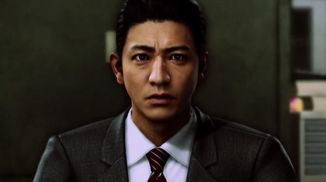 木村拓哉主演!PS4『JUDGE EYES...