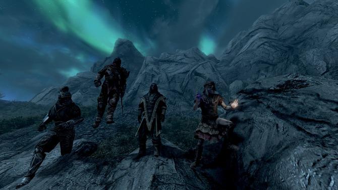 Skyrim Together」クローズドβ発表―『スカイリム』協力プレイを実現する