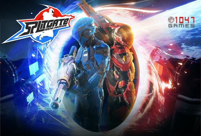 ポータル移動可能な新作アリーナFPS『Splitgate: Arena Warfare