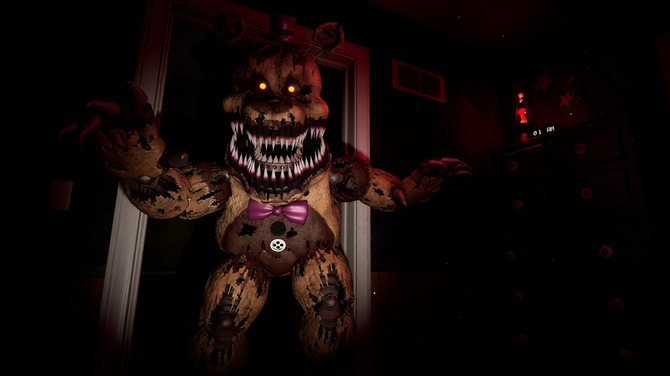 VR向け『Five Nights at Freddy's VR Help Wanted』の発売は5月28日に