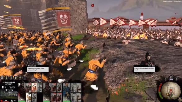 三国志ストラテジー『Total War: THREE KINGDOMS』発売後の計画