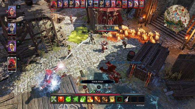 シン オリジナル ディビ 2 ニティ 世界が認めた王道ファンタジーRPG『ディヴィニティ:オリジナル・シン 2