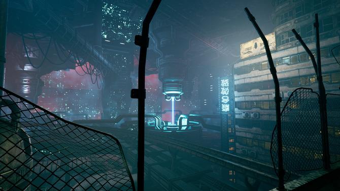 サイバーパンク都市を駆ける『Ghostrunner』発表! 華麗なカタナ ...