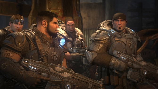 『Gears 5』のXbox One本体同梱版、付属予定の『Gears of War: Ultimate Edition』が『Gears of War』へ変更