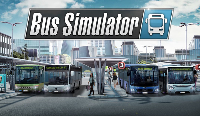 バス シミュレーター ps4 マルチプレイにも対応したバス運転シム『Bus