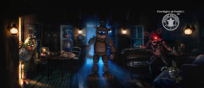 あの人気ホラーがARゲームに!『Five Nights at Freddy's AR: Special Delivery』発表 |  Game*Spark - 国内・海外ゲーム情報サイト