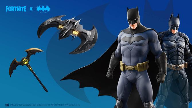 フォートナイト』バットマンコラボイベント開始、「ゴッサム