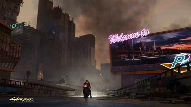 『サイバーパンク2077』パシフィカ1