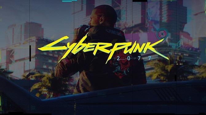 『サイバーパンク2077』ロゴ