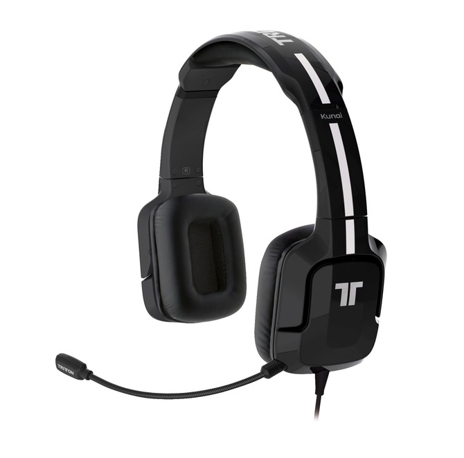 マッドキャッツ、PS4にも対応したTRITTONブランド二種のヘッドセットを2月に発売