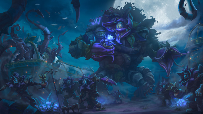 Blizzardの新作MOBA『Heroes of the Storm』追加スキン映像が公開、昼夜が存在する新マップ情報も