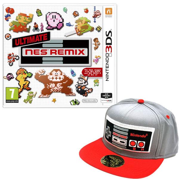 ファミコンコントローラーキャップが付属!3DS版『ファミコンリミックス』欧州発売日が決定