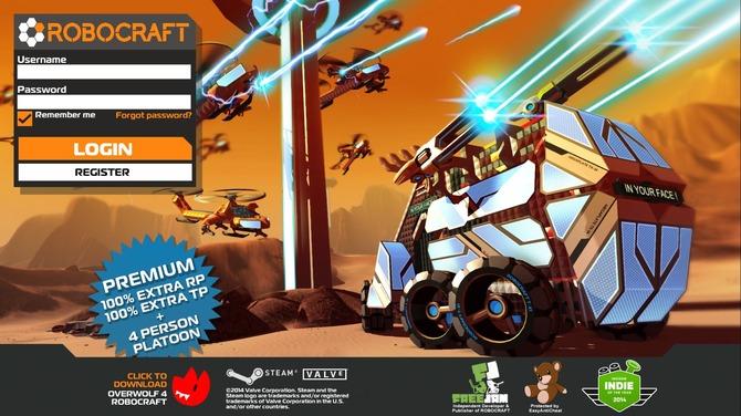今からはじめる『Robocraft』―作って乗って戦える究極のクラフト