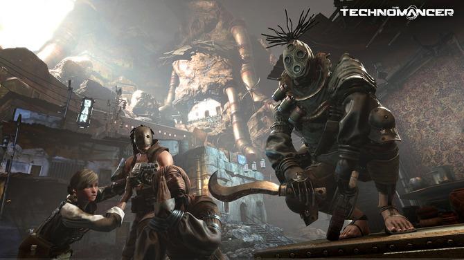 サイバーパンクな終末RPG『The Technomancer』が発表―『Mars: War Logs ...